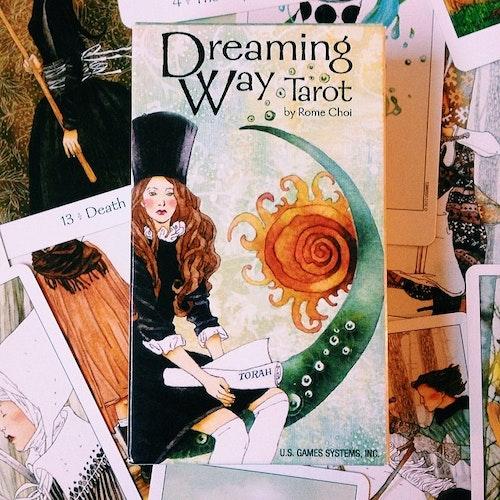 Dreaming Way Tarot  av Kwon Shina, Rome Choi