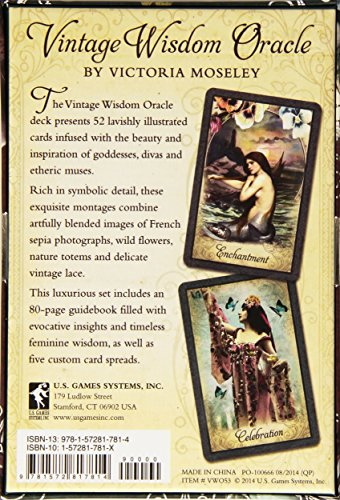 Vintage Wisdom Oracle in English