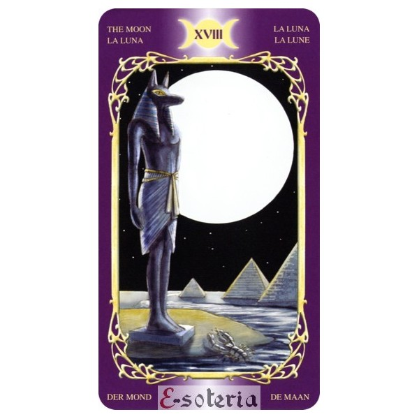 Sensual Wicca Tarot  by Elisa Poggese, Lo Scarabeo