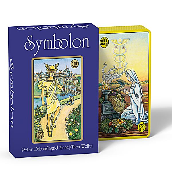 Symbolon Tarot Deck by Peter Orban