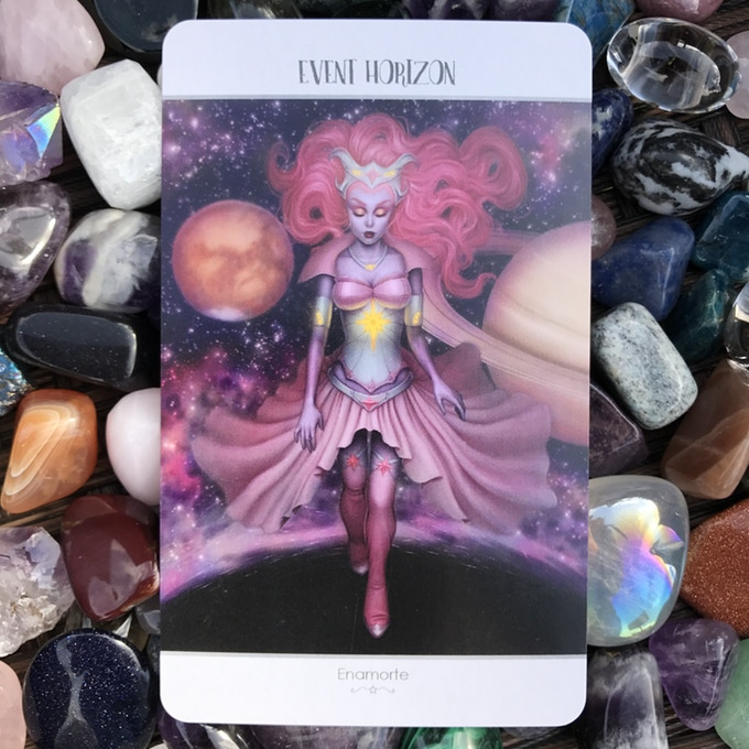78 Tarot Astral - Limited Edition - Tarot in Space