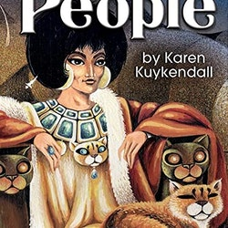 Tarot of the Cat People Deck by Karen Kuykendall