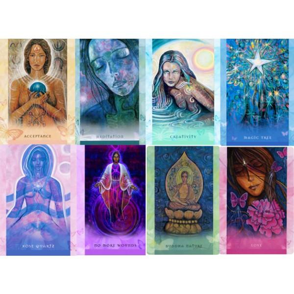 Universal Wisdom Oracle by Toni Carmine Salerno
