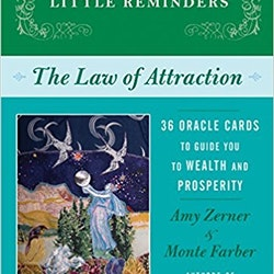 Little Reminders(r) the Law of Attraction: 36 Oracle Cards to Guide You to Wealth and Prosperity - övrigt, Engelska, 2008 Författare: Amy Zerner, Monte Farber