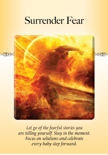 The Power of Surrender Cards  A 52-Card Deck to Transform Your Life by Letting Go by Judith Orloff