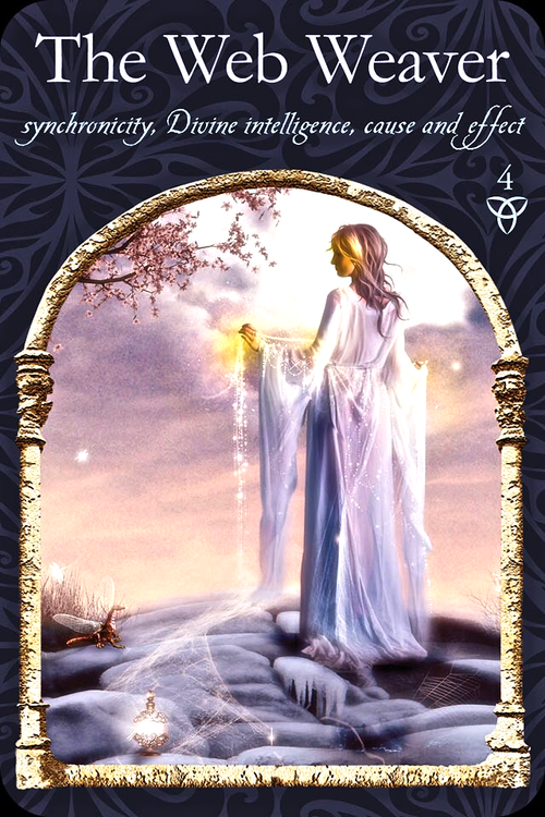 Wisdom of the Hidden Realms Oracle Cards - Colette Baron-Reid