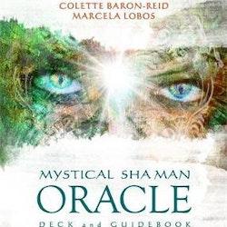 Mystical Shaman Oracle Cards  av Colette Baron-Reid, Alberto Villoldo, Marcela Lobos