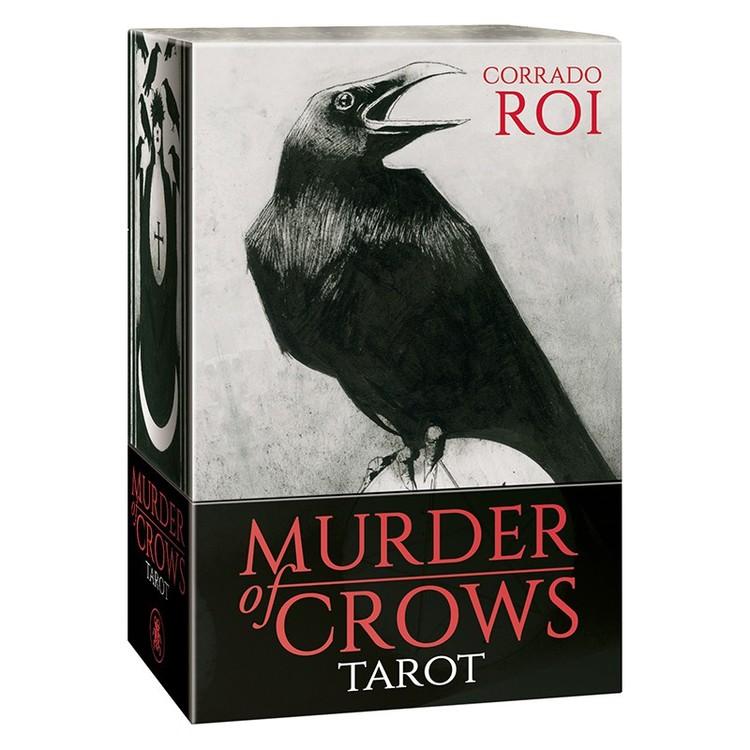 Murder of Crows Tarot by Corrado Roi
