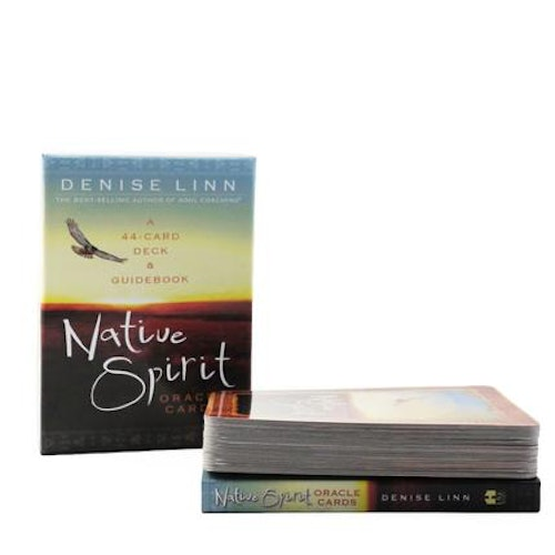 Native Spirit Orace Cards - Denise Linn - in English