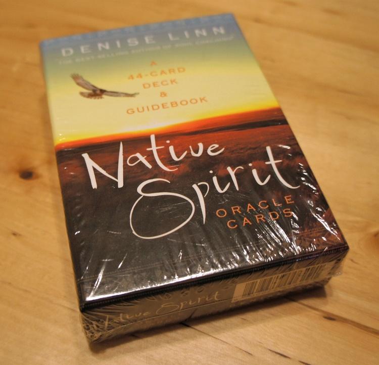 Native Spirit Orace Cards - Denise Linn - in English
