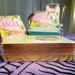 Guardian angel tarot cards - a 78-card deck and guidebook  by Radleigh Valentine