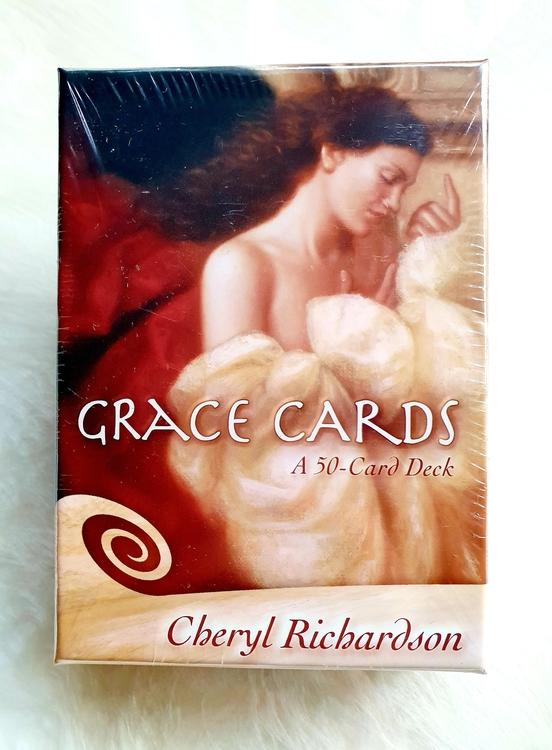 Grace Cards A 50-Card Deck  av Cheryl Richardson