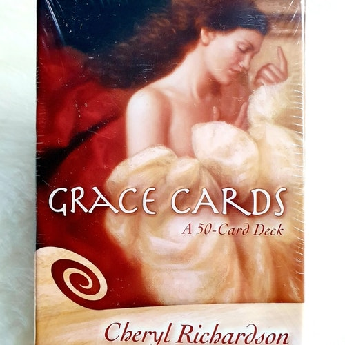 Grace Cards A 50-Card Deck  av Cheryl Richardson