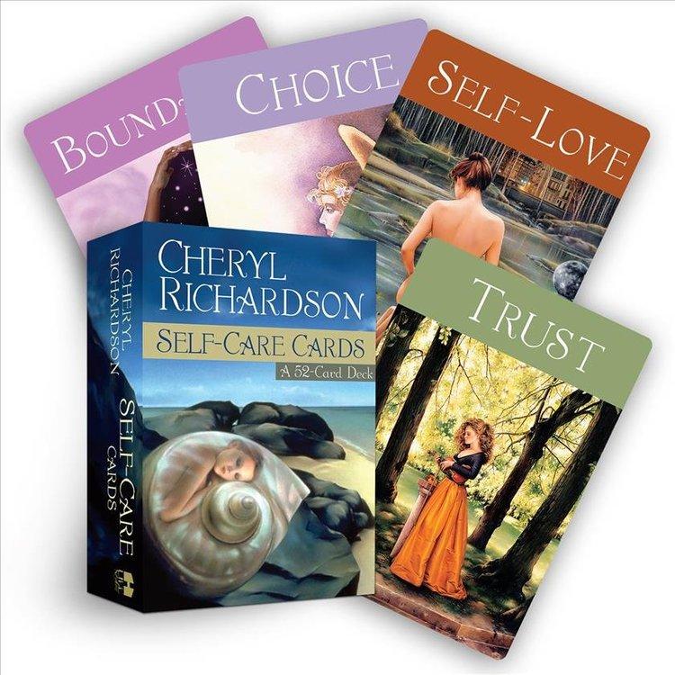 Self-Care Cards by Cheryl Richardson