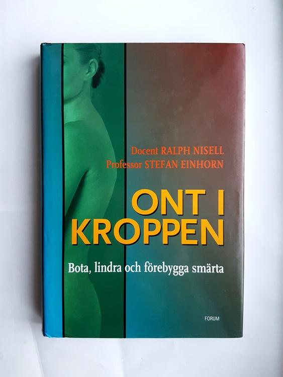 Ont i kroppen av Stefan Einhorn, Ralph Nisell