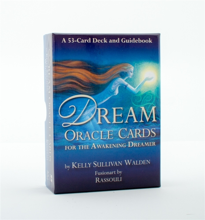 Dream Oracle Cards  For the Awakening Dreamer by Kelly Sullivan Walden