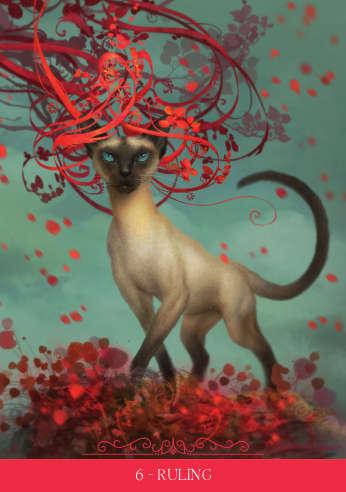 Fantasy Cats Oracle av Paolo Barbieri