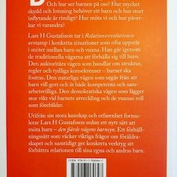 Relationsrevolutionen : om mötet mellan barn och vuxna  av Lars H Gustafsson