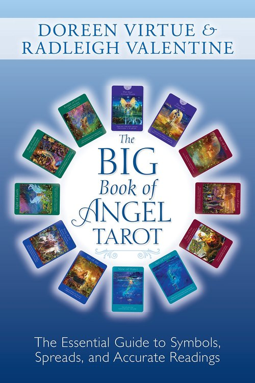 The Big Book of Angel Tarot  The Essential Guide to Symbols, Spreads, and Accurate Readings av Radleigh Valentine