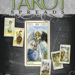Tarot Spreads : Layouts and Techniques to Empower Your Readings by Barbara Moore