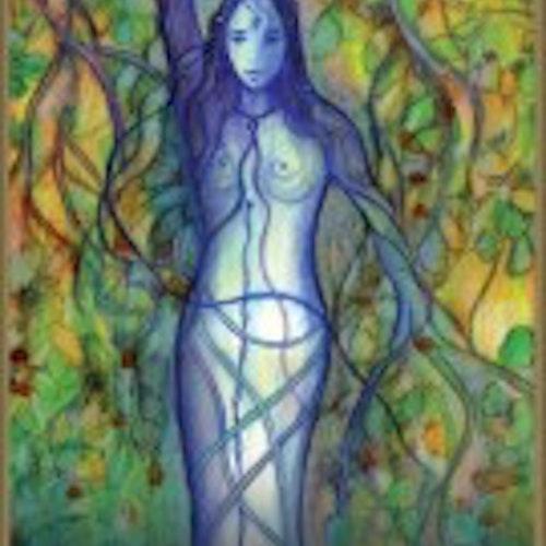Gaia orakelkort av Toni Carmine Salerno