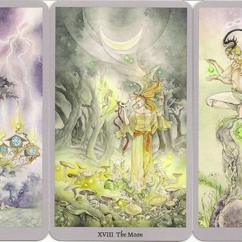 Shadowscapes Tarot  by Stephanie Pui-Mun Law