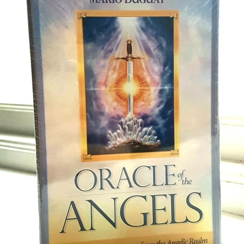 Oracle of The Angels by Mario Duguay - in English