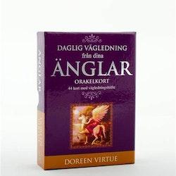 Daglig vägledning från dina Änglar  av Doreen Virtue