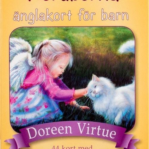 Keruberna - änglakort för barn av Doreen Virtue