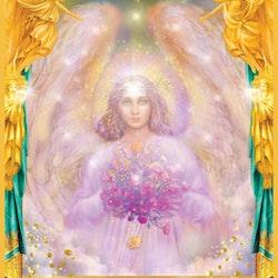 Änglasvar Orakelkort av Doreen Virtue
