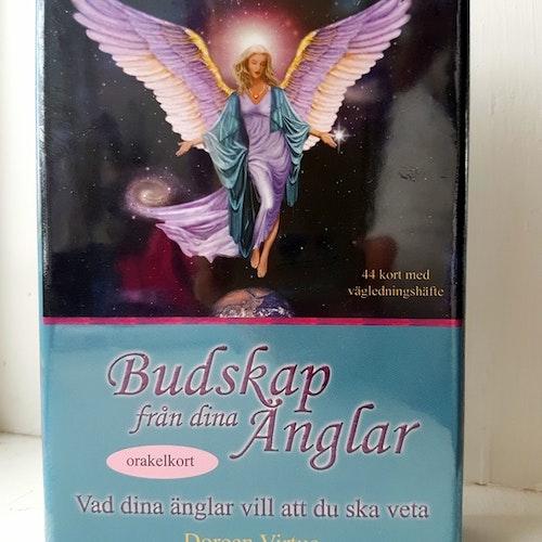 Budskap från dina änglar orakelkort av Doreen Virtue