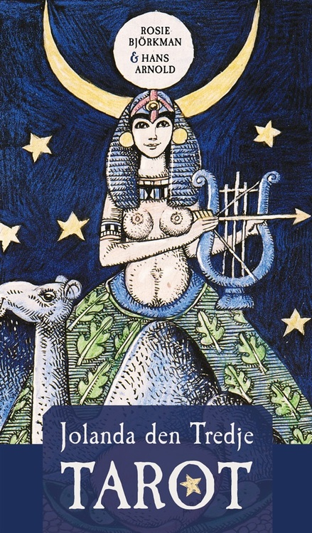 Jolanda den Tredje Tarot (kortlek) av Rosie Björkman