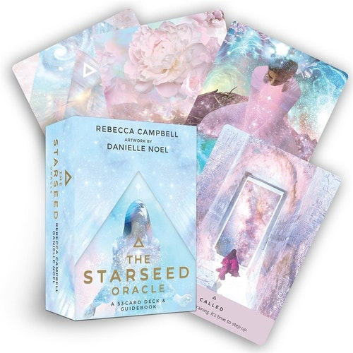 The starseed oracle by Danielle Noel, Rebecca Campbell