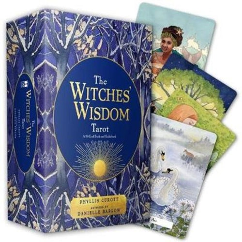 The Witches Wisdom Tarot 9781788173216 by Curott Phyllis