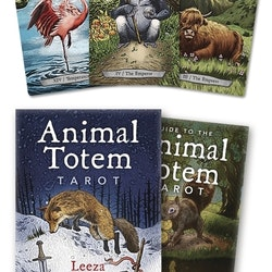 Animal Totem Tarot Leeza Robertson Eugene Smith