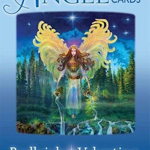 Angel Tarot Cards A 78-Card Deck and Guidebook av Radleigh Valentine