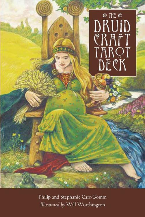 The Druid Craft Tarot by Philip & Stephanie Carr-Gomm