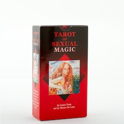 Tarot of Sexual Magic by Laura Tuan, Mauro De Luca