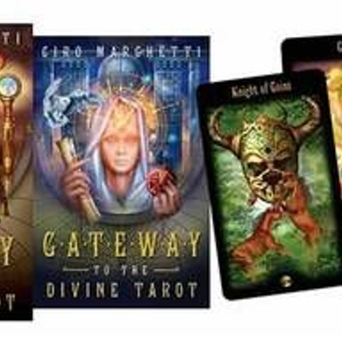 Legacy Of The Divine Tarot in English