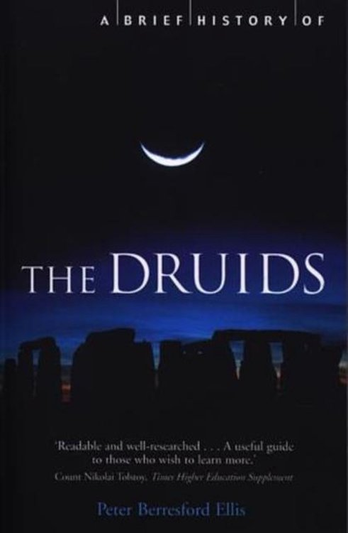 A Brief History of the Druids by Peter Berresford Ellis