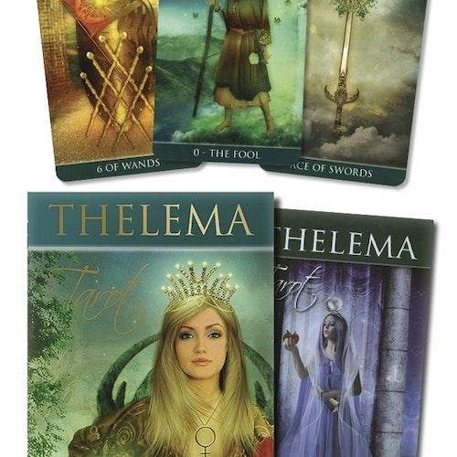 Thelema Tarot by Lechner Renata