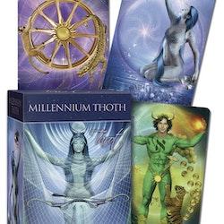 Millennium Thoth Tarot by Renata Lechner