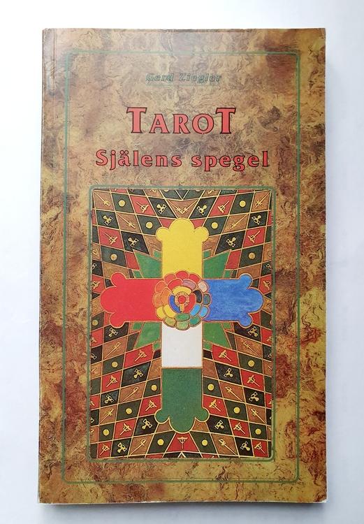 Tarot: Själens Spegel av Gerd Ziegler, Antikvarisk bok