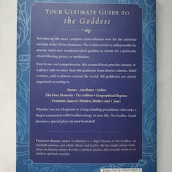 The Goddess Guide: Exploring the Attributes and Correspondences of the Divine Feminine Paperback by Priestess Brandi Auset