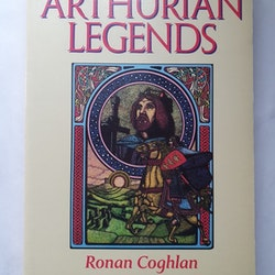 The Encyclopaedia of Arthurian Legends by Ronan Coghlan, Courtney Davis (Illustrator)