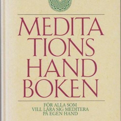 Meditationshandboken av Joan Goldstein & Manuela Soares