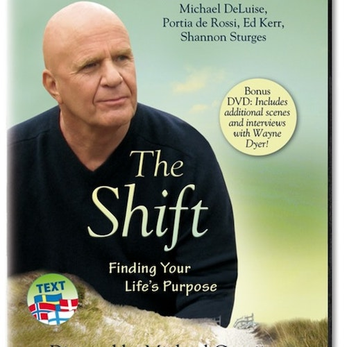 THE SHIFT - Finding your life's purpose av Wayne W. Dyer (Dubbel-DVD)