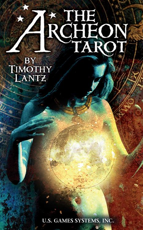 The Archeon Tarot Deck by Timothy Lantz