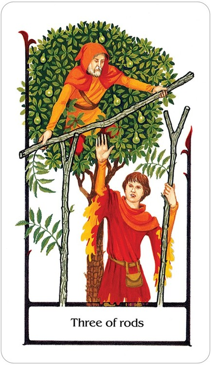 Tarot of the Old Path Deck - AGM English