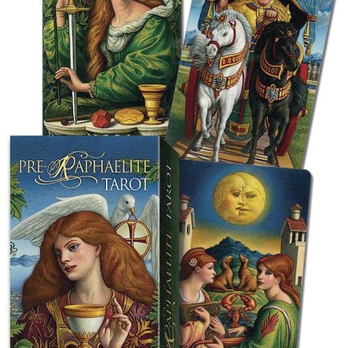 Pre-Raphaelite Tarot by Giuliano Costa